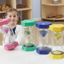 4 Pack Mega Sand Timer Kit